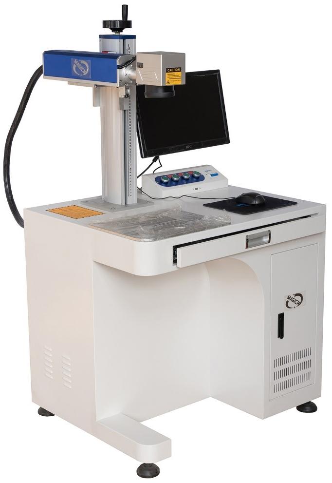 Стаціонарний лазер для маркування FidLASER F03