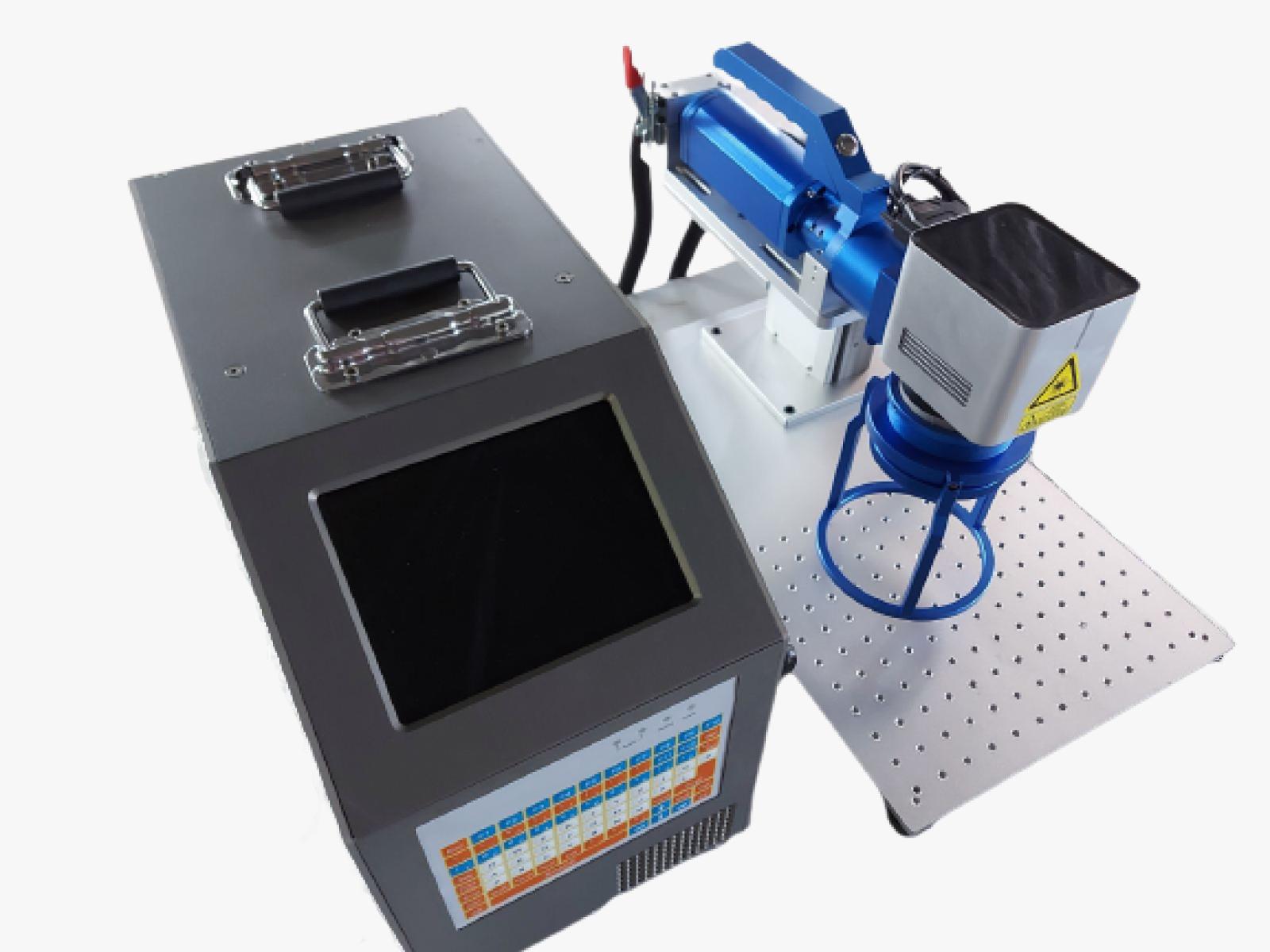 Промисловий універсальний лазер для маркування FidLASER F02