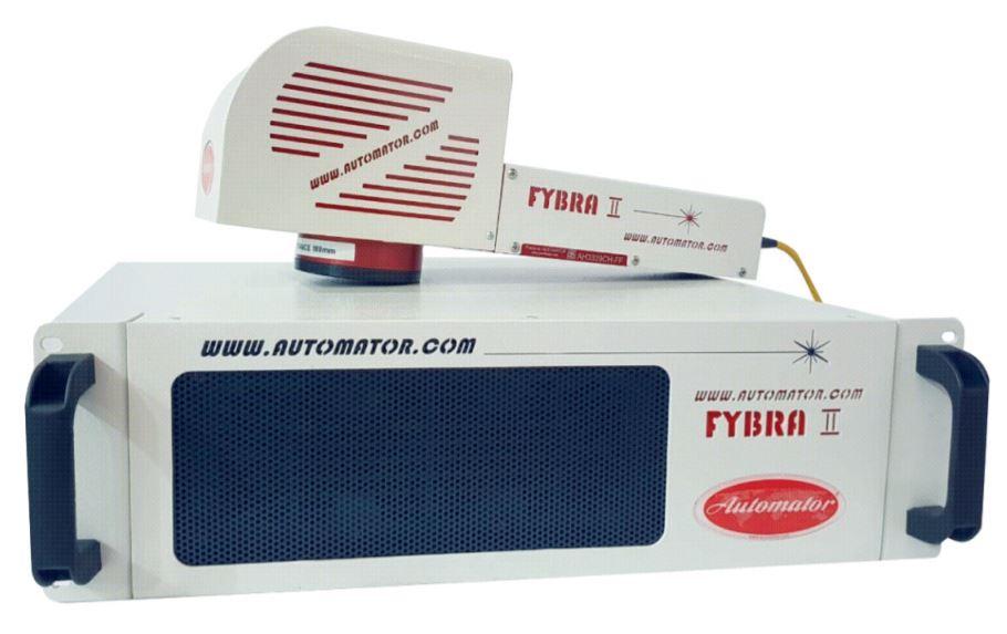 Волоконний лазер FYBRA II 21W, 31W, 52W
